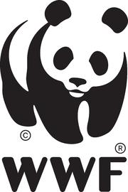 Author photo. WWF Logo since 2000