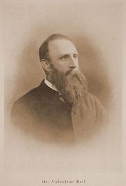 Author photo. Valentine Ball. Wikimedia Commons.