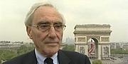 Author photo. Pierre Dockès en novembre 2011 lors d'un entretien intitulé 'La stagnation économique est-elle notre horizon ?' pour le journal 'La Tribune'