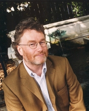 Author photo. Author photograph from official website.