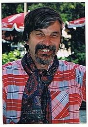 Author photo. Michel Septfontaine, auteur d'ouvrages engagés sur des problèmes de société au Maghreb et en Europe. Géologue et micropaléontologue.