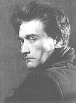"""Author photo. From <a href=""""http://fr.wikipedia.org/wiki/Image:AntoninArtaud.JPG"""">Wikipedia</a>"""