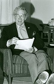 Author photo. HCW 1970