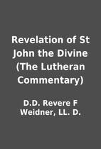 Revelation of St John the Divine (The…