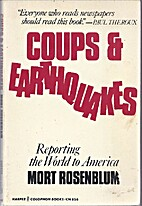 Coups and Earthquakes (Harper Colophon…