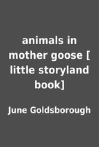 animals in mother goose [ little storyland…