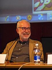 Author photo. Photo by Maurizio Codogno