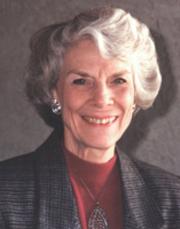 Author photo. Ruth Myers