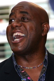 Author photo. Ainsley Harriott