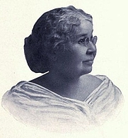 Author photo. Image from <b><i>The expedition of the Donner party and its tragic fate</i></b> (1911) by Eliza P. Donner Houghton