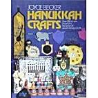 Hanukkah crafts by Joyce Becker