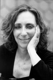Author photo. 2003 Joyce Ravid