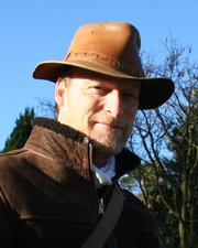 Author photo. photo taken by Kevin Rushby