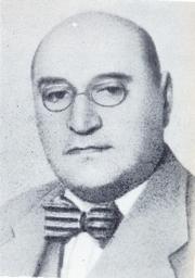 Author photo. Adam Czerniaków