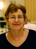 Author photo. Fran Manushkin