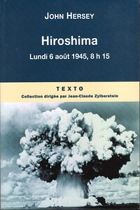 """the journalistic approach of john hersey in writing hiroshima 10h air hiroshima reading packet about his approach to writing """"hiroshima,"""" and explain john hersey's writing style and how he structures the text."""
