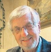 Author photo. Sybe Bakker