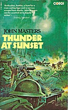 Thunder at Sunset by John Masters