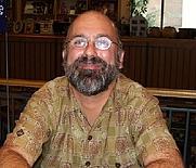 Author photo. John Burlinson, Oct. 14, 2007