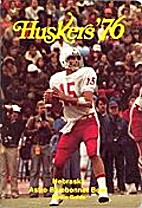 Nebraska Football, 1976 Astro Bluebonnet…