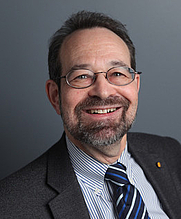 Author photo. Stephen S. Morse, Columbia University