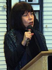 Author photo. Melissa Rossi