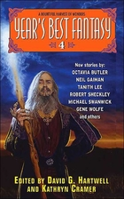 Year's Best Fantasy 4 by David Hartwell