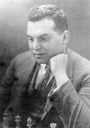 Author photo. Richard Reti, chess player