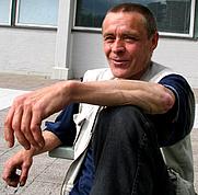 Author photo. J.K Ihalainen