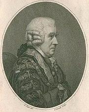 Author photo. (from the European Magazine April 1792
