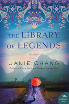 The Library of Legends: A Novel by Janie…