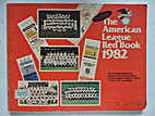 The American League Red Book 1982 by ???