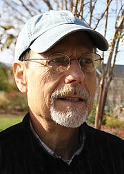Author photo. Photo by Scott Stewart