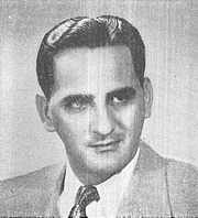 """Author photo. Daniel F. Galouye c. 1952 By unidentified / Greenleaf Publishing - Imagination, 1952, Public Domain, <a href=""""https://commons.wikimedia.org/w/index.php?curid=77832100"""" rel=""""nofollow"""" target=""""_top"""">https://commons.wikimedia.org/w/index.php?curid=77832100</a>"""