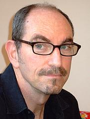 Author photo. Courtesy of David Halperin
