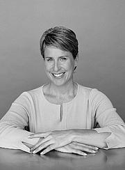 Author photo. Chef Kathleen Daelemans