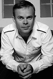 Author photo. Photo: Dag Knudsen