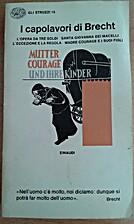 I capolavori di Brecht (2 volumi) by…