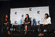 """Author photo. Jenny Xie speaks on the """"Poetry of Place"""" panel with Anya Creightney and Natasha Tretheway at the National Book Festival, August 31, 2019. Photo by Kimberly T. Powell/Library of Congress. By Library of Congress Life - 20190831KP0494.jpg, CC0, <a href=""""https://commons.wikimedia.org/w/index.php?curid=82899281"""" rel=""""nofollow"""" target=""""_top"""">https://commons.wikimedia.org/w/index.php?curid=82899281</a>"""