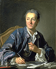 """Author photo. From <a href=""""http://en.wikipedia.org/wiki/Image:DiderotVanLoo.jpg"""">Wikimedia Commons</a>"""