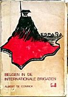 España Belgen in de internationale brigaden…