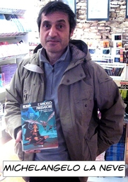 Author photo. <a href=&quot;http://www.comicsboulevard.com/michelangelo_la_neve.html&quot; rel=&quot;nofollow&quot; target=&quot;_top&quot;>http://www.comicsboulevard.com/michelangelo_la_neve.html</a>