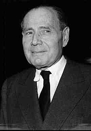 Author photo. Ernst Lothar, 25 Oct. 1965.