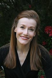 Author photo. Robin Wells, best-selling, award-winning novelist