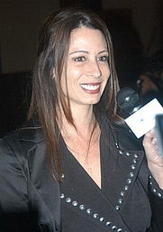 Author photo. Christy Canyon, taken at the 2006 FOXE Awards in Los Angeles