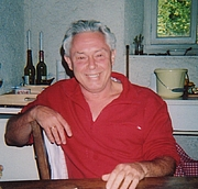 Author photo. Stephen L. Karcher, Malérargues, France, 2005