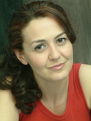 Author photo. Author Rita Charbonnier. Photo by Tony Zecchinelli.