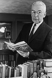 Author photo. 1964 photograph by Boston University Photo Services.