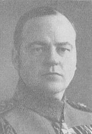Author photo. Via Wikimedia Commons. <a href=&quot;https://commons.wikimedia.org/wiki/File:Wallenius_Kurt_Wallenius.png&quot; rel=&quot;nofollow&quot; target=&quot;_top&quot;>https://commons.wikimedia.org/wiki/File:Wallenius_Kurt_Wallenius.png</a> Finnish Ministry of Defence, Puolustusministeriön sotahistoriallinen Suomen jääkärien elämäkerrastojulkaisu IV, WSOY Porvoo 1938.