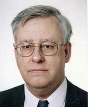 Author photo. J.A. Bakker [credit: Sidestone Press]